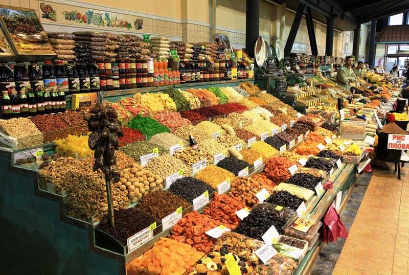 рынок здорового питания россии 2017