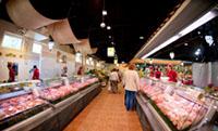 Мясные ряды Фермерского рынка